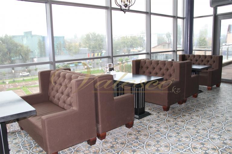 Мебель для ресторанов и кафе