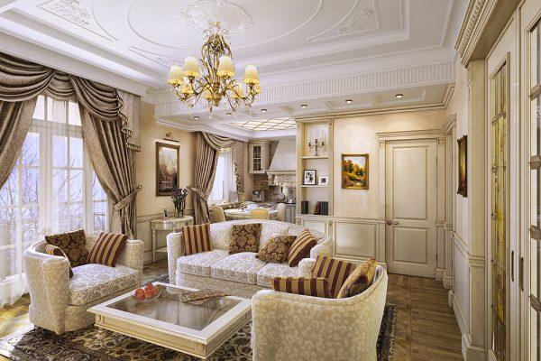 Как сделать дом роскошным и сэкономить?